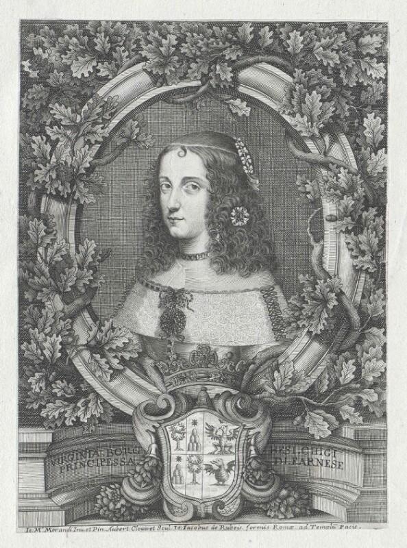 Borghese, Donna Maria Virginia