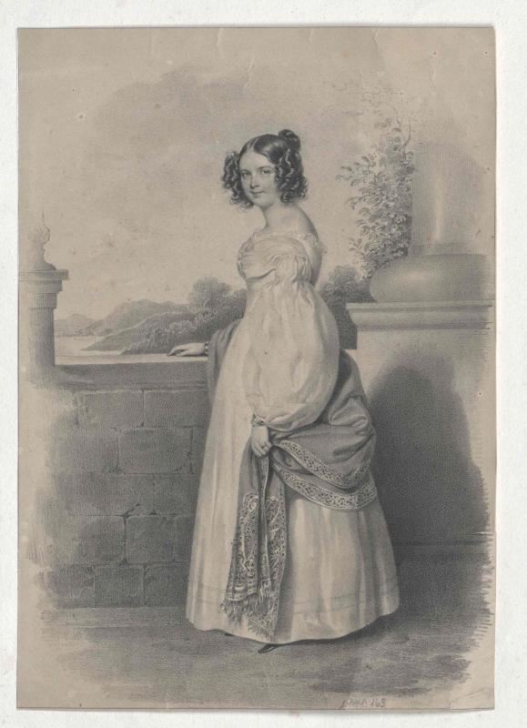 Kinsky von Wchinitz und Tettau, Maria Anna Gräfin