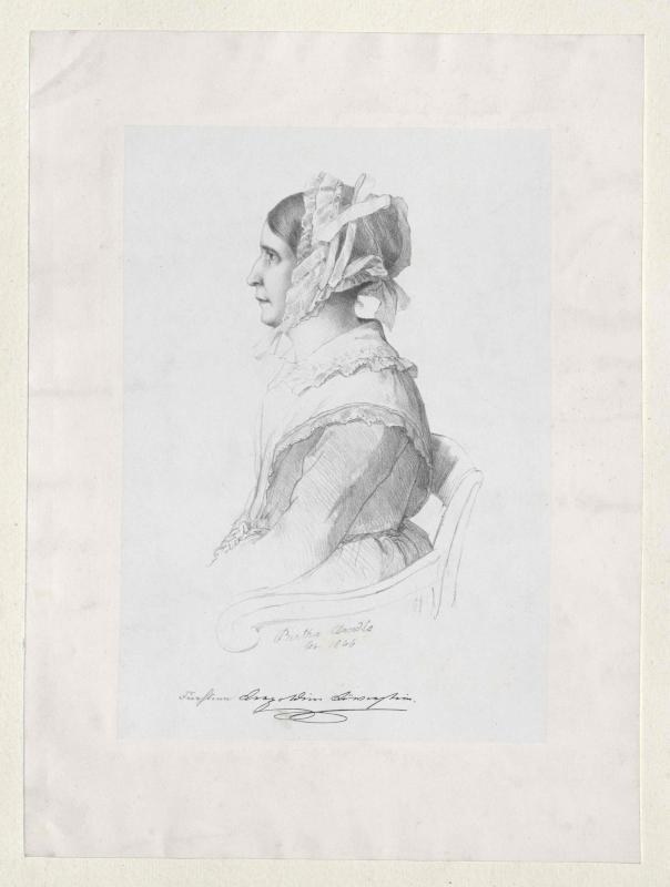 Löwenstein-Wertheim-Rosenberg, Leopoldine Prinzessin zu