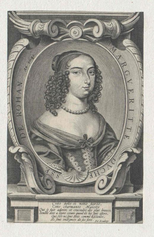 Rohan, Duchesse de Rohan, Marguerite de