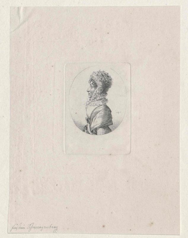 Hohenfeld, Maria Anna Gräfin
