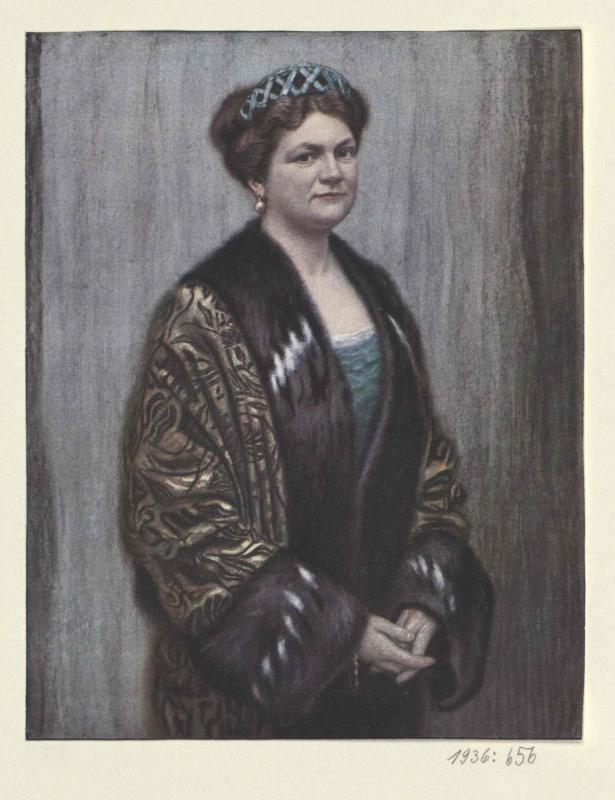 Solms-Hohensolms-Lich, Eleonore Prinzessin