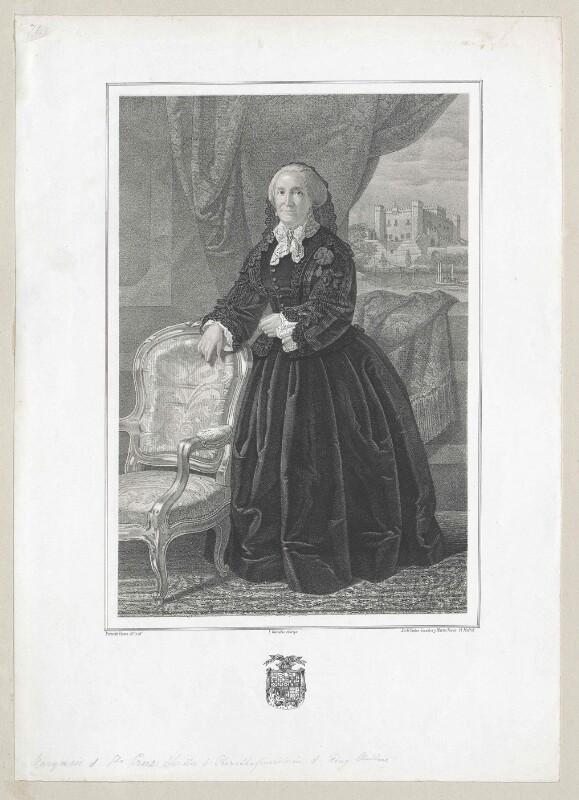 Fernández de Córdoba, Doña Maria de la Encarnación Joaquina