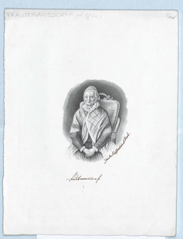 Colloredo-Mannsfeld, Karoline Gräfin von