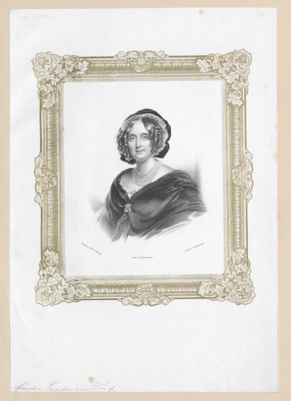 Fürstenberg, Elisabeth Marie Philippine Landgräfin zu