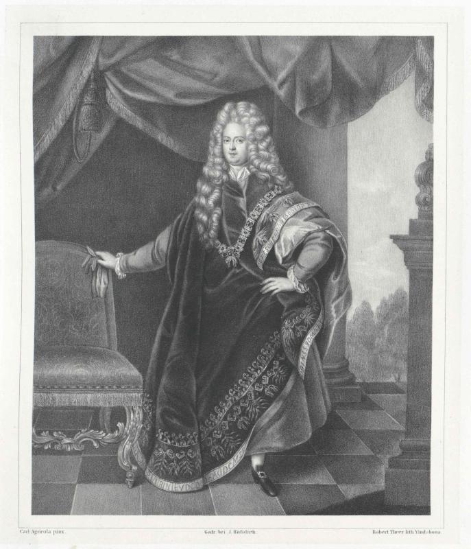 Dietrichstein, Leopold Ignaz Fürst