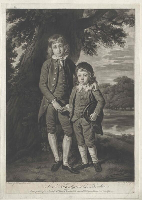 Bathurst, 3. Earl Bathurst, Henry Earl