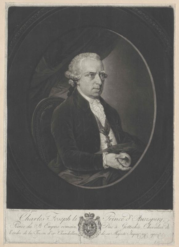Auersperg, Karl Joseph Fürst