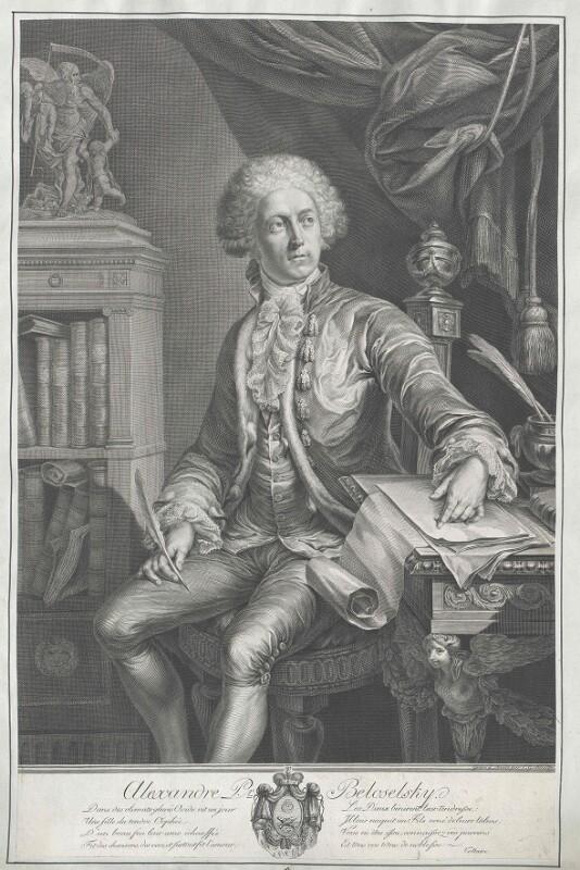 Bjeloselskij-Bjelozerskij, Aleksander Fürst