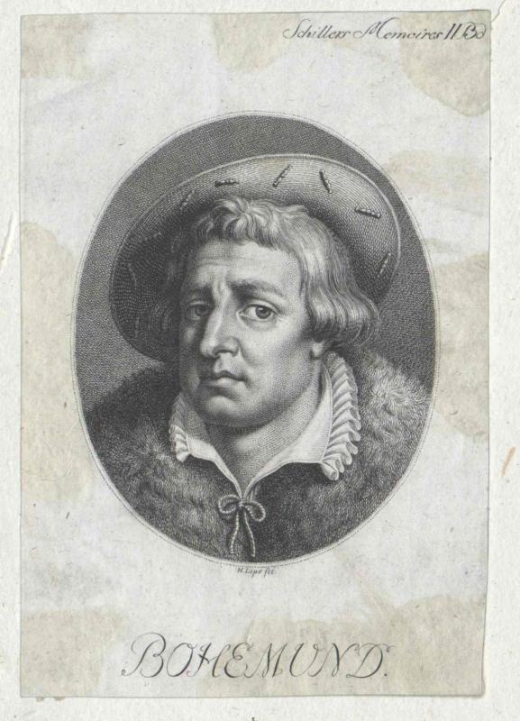 Boemund I., Fürst von Antiochien