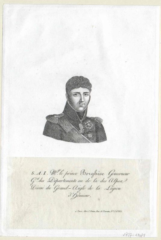 Borghese, Camillo Principe