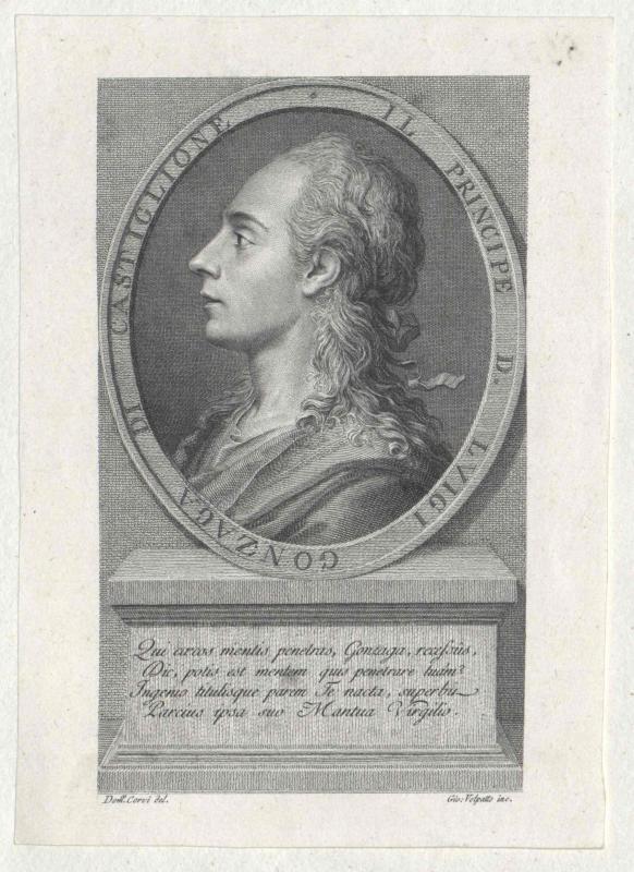 Gonzaga, Lodovico Principe di Castiglione