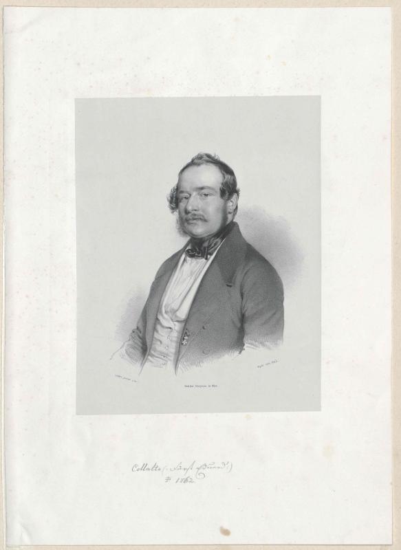 Collalto und San Salvatore, Eduard 3. Fürst von