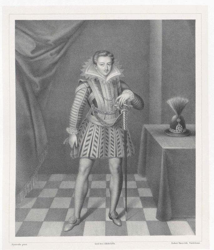 Dietrichstein zu Nikolsburg, Maximilian 2. Fürst von