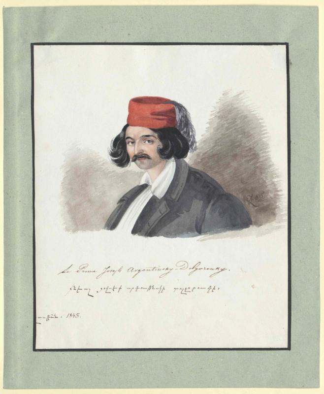 Dolgorukij, Josef Fürst Argontinskij