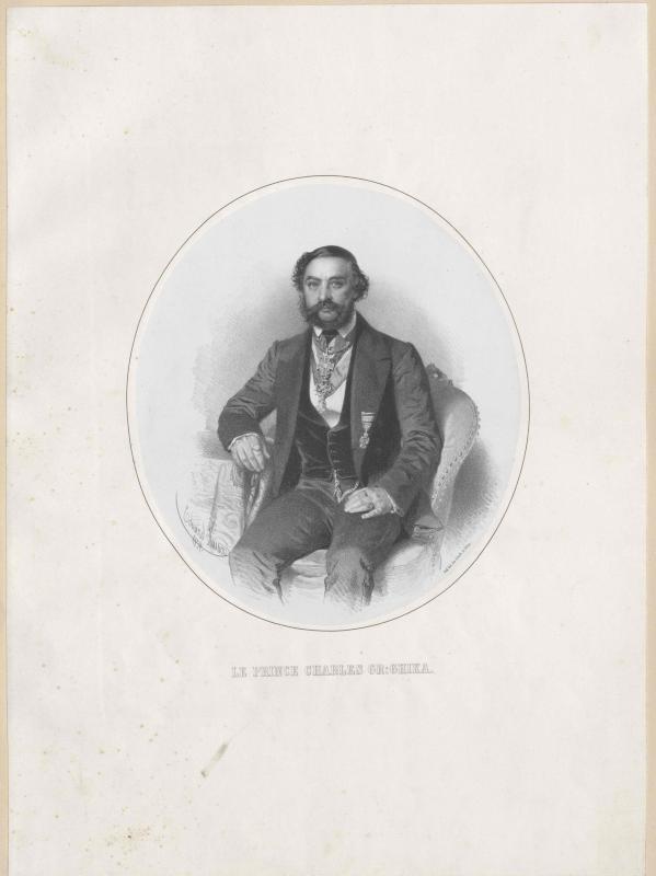 Ghika, Charles Gr. Prince