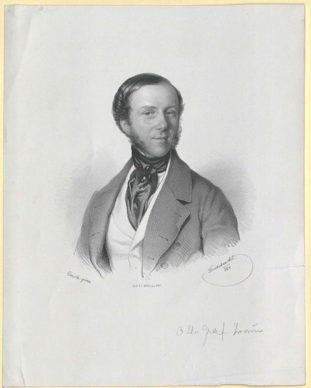Abensperg-Traun, Otto Ehrenreich Graf