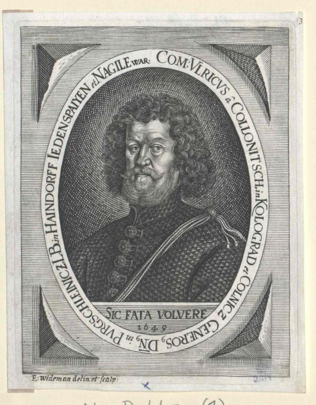 Kollonitz von Kollegrád, Ulrich Freiherr