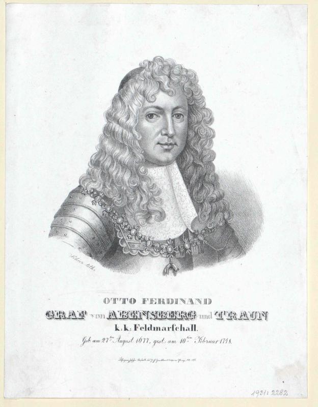 Abensperg-Traun, Otto Ferdinand Graf