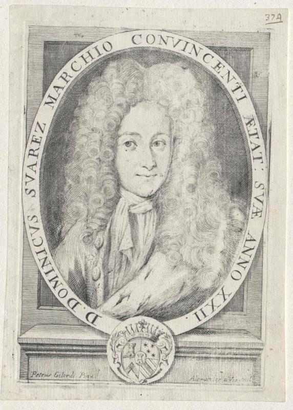 Suárez, Marqués de Convincenti, Domenico