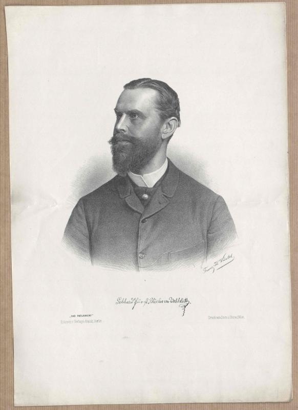 Blücher-Wahlstatt, Gebhard Lebrecht Fürst