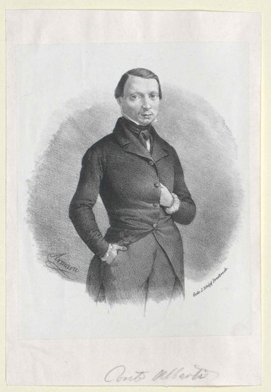 Alberti von Poja, Franz Graf