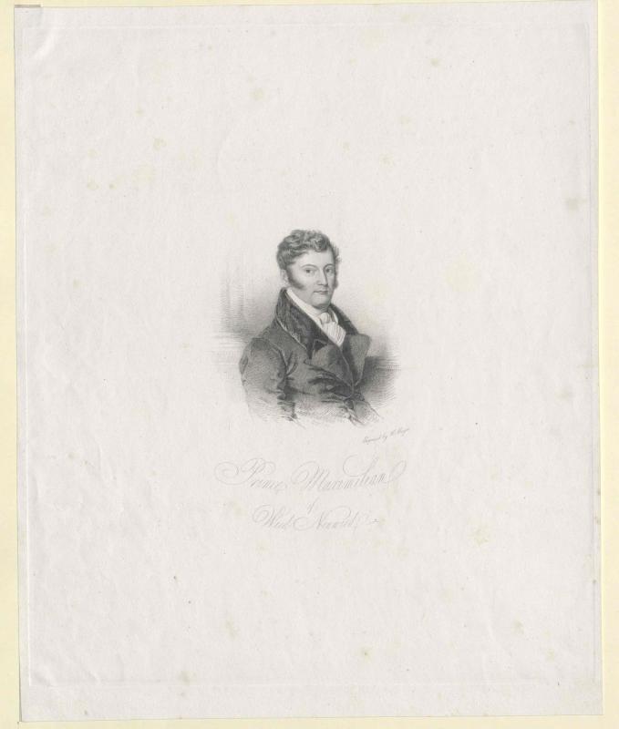 Wied-Neuwied, Maximilian Prinz