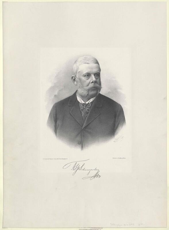 Schwarzenberg, Adolf Josef Fürst