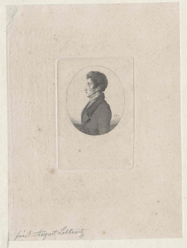 Lobkowitz, August Fürst