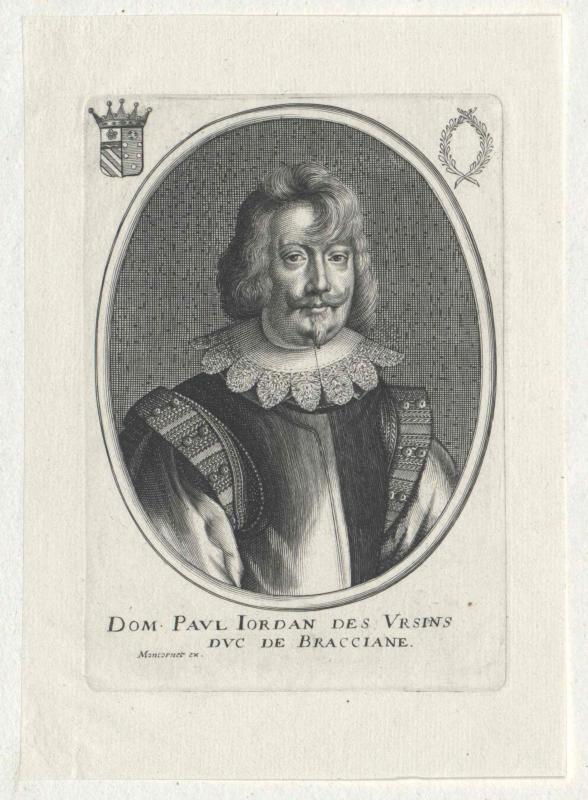 Orsini, Duca di Bracciano, Paolo Giordano
