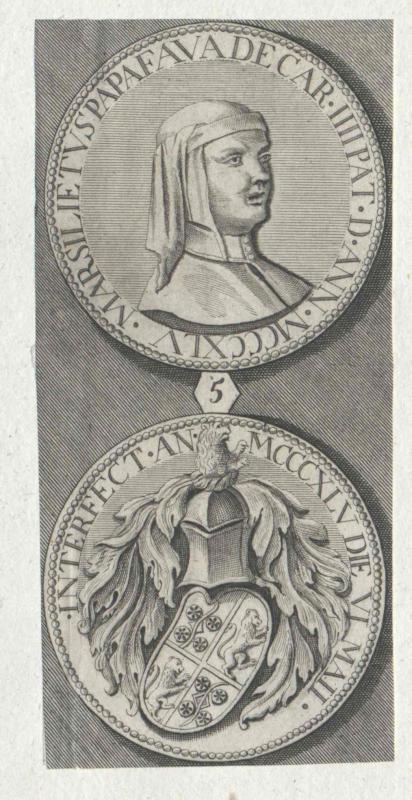 Marsilietto Papafava Da Carrara