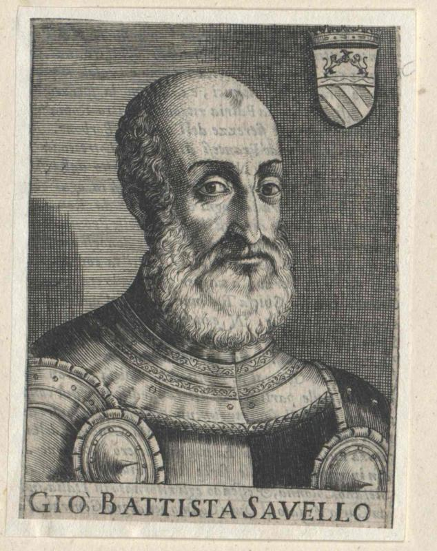 Savelli, Giovanni Battista