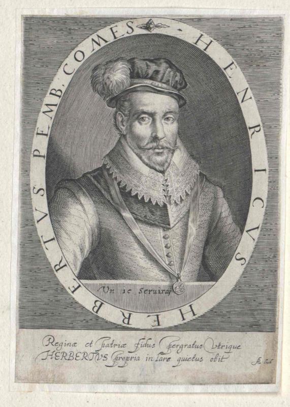 Herbert, 2. Earl of Pembroke, Henry