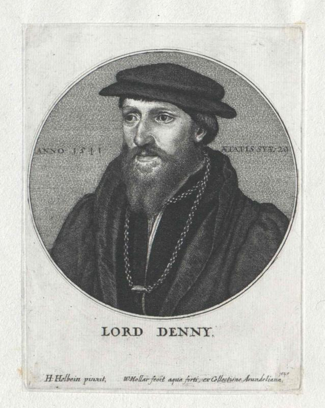 Denny, Sir Anthony
