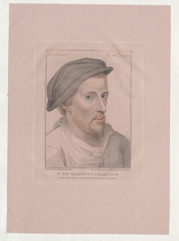 Howard, Earl of Surrey, Henry
