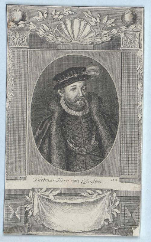 Losenstein, Dietmar Herr von