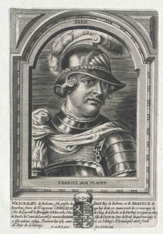 Wenzel, Herzog von Luxemburg