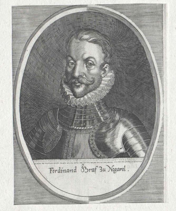 Nogarola, Ferdinand Graf zu