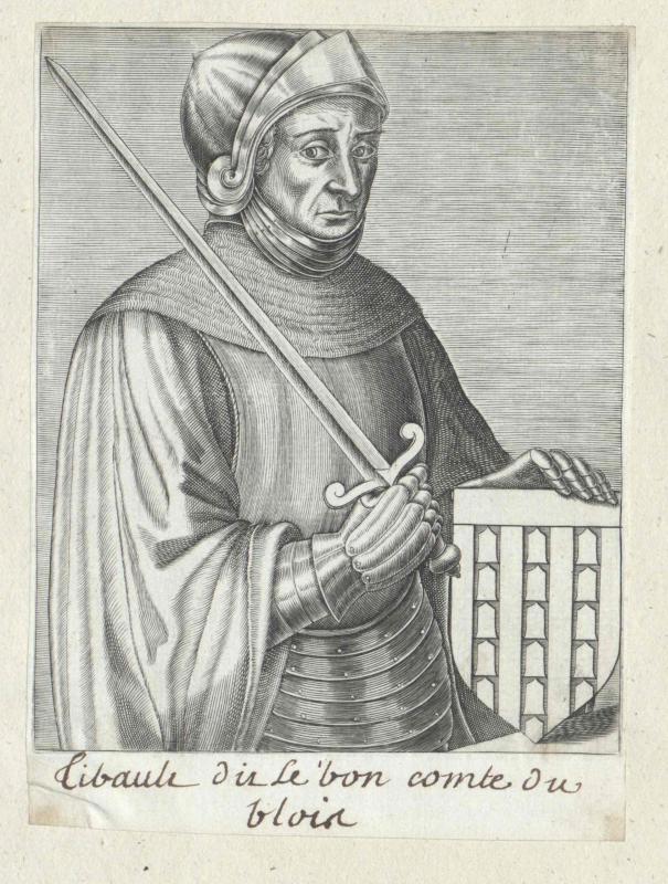 Theobald V., der Gute, Graf von Blois und Chartres