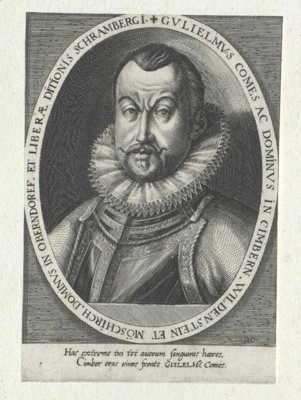 Zimmern, Wilhelm Graf von