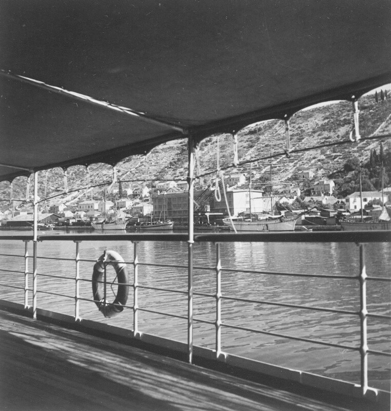 """Aus der Serie """"Dubrovnik"""""""