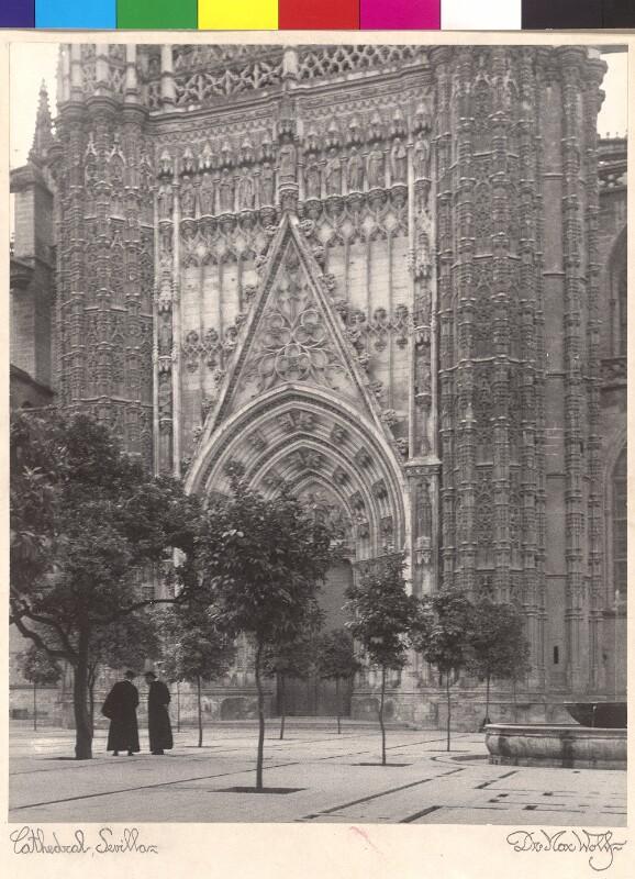 """Kathedrale """"La Giralda"""" in Sevilla"""