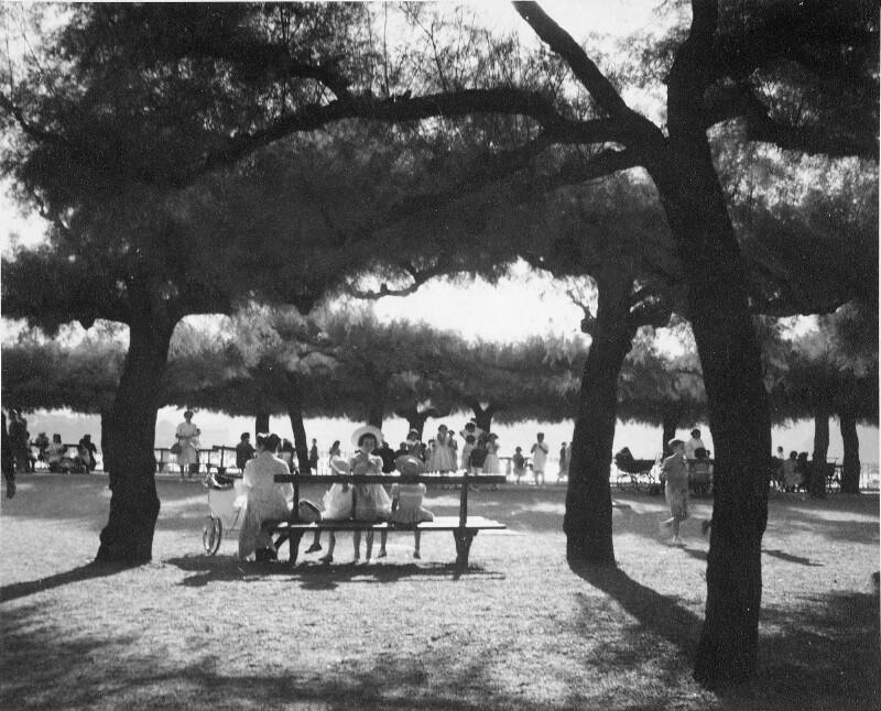 Parkszene, San Sebastian