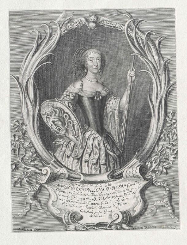 Althann, Maria Maximiliana Theresia Gräfin von