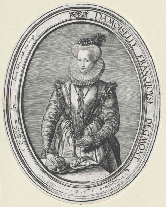 Egmond, Franziska van