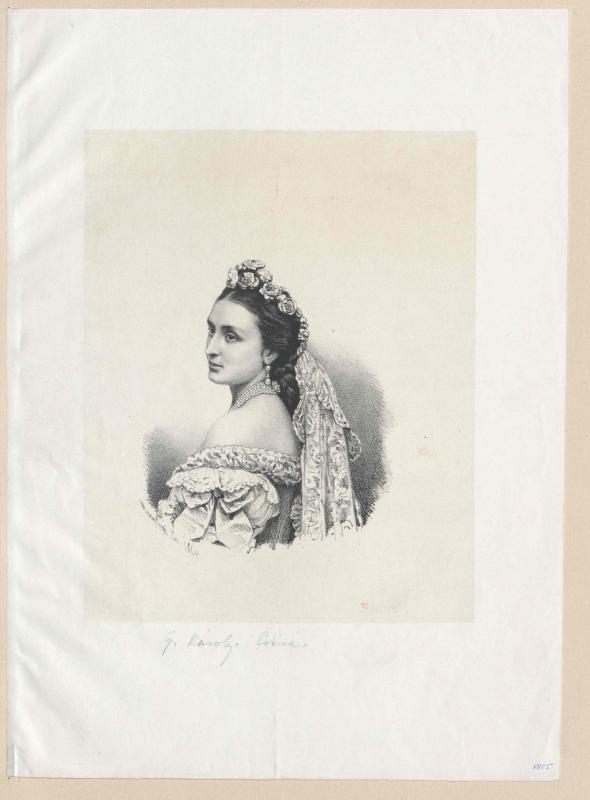 Kornis von Göncz-Ruszka, Klarissa Gräfin