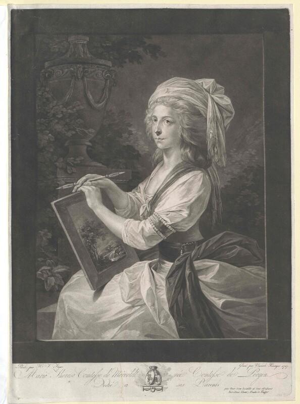 Pergen, Maria Theresia Gräfin