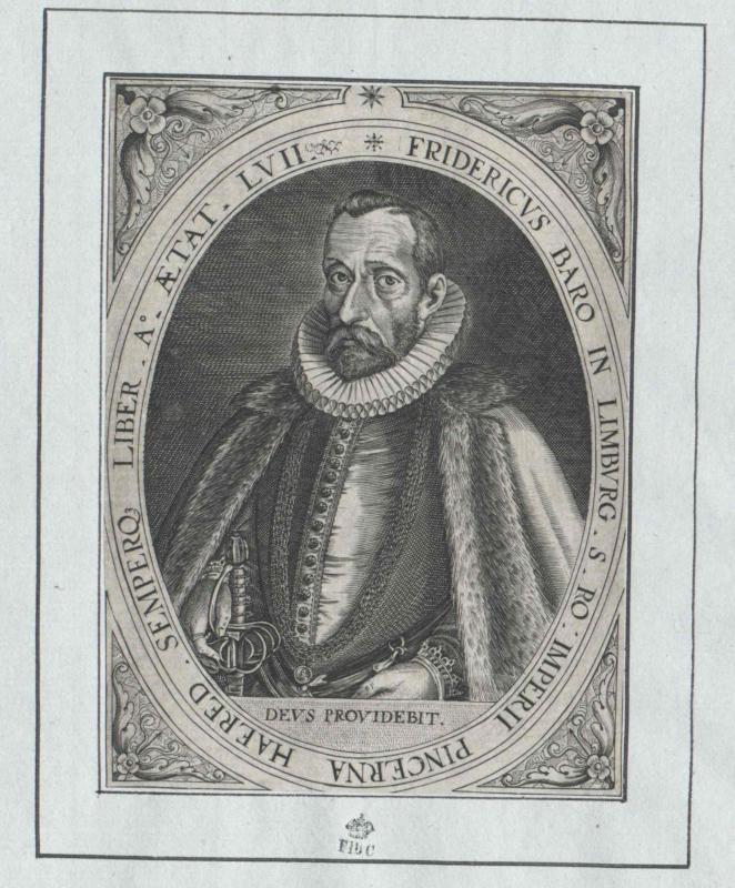 Limpurg, Friedrich Freiherr zu