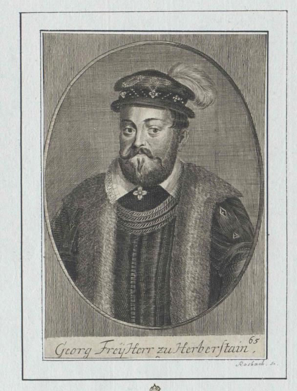 Herberstein, Georg Freiherr von