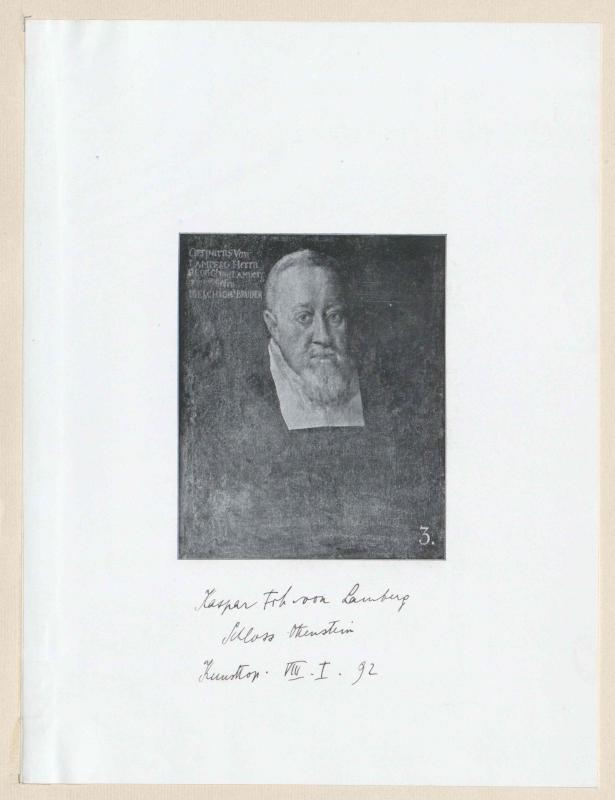 Lamberg, Kaspar Freiherr von